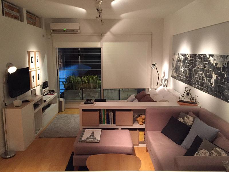 Andr s vive en 32 metros cuadrados stm inmobiliaria - Apartamentos de 28 metros cuadrados ...
