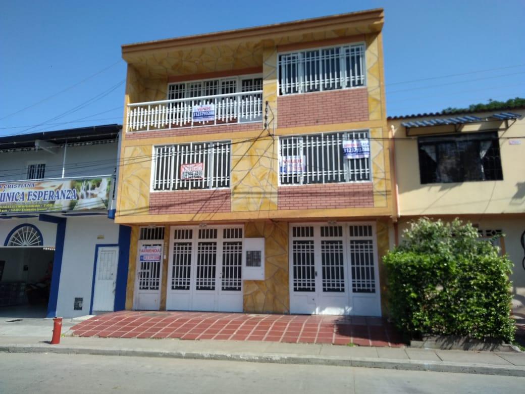 Edificio de 4 Apartamentos Las Américas, Garzón -Huila (640-99403)