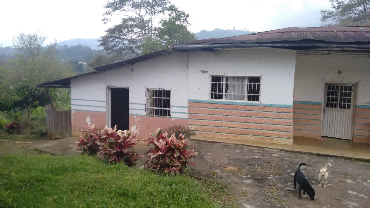 Finca, Vega De Platanales, Garzón- Huila (640-99447)