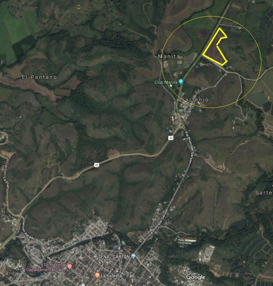 Lotes En Urbanización Rincón De La Colina,Garzón-Huila (640-99459)