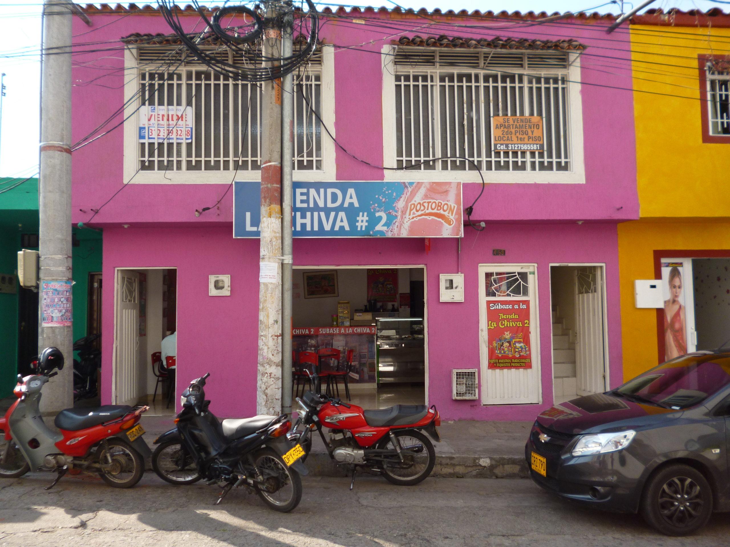 Local y Apartamento En El Centro, Garzón-Huila (640-99470)
