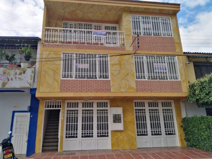 Apartamento 201, Barrio Las Américas, Garzón-Huila (640-99507)